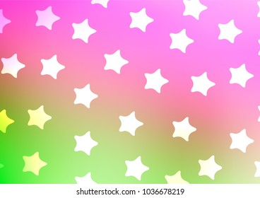 abstraction various colors rating wrapping paper stock illustration