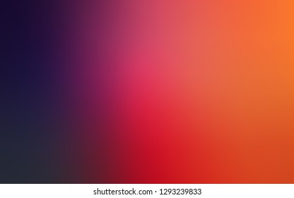 Light Pink, Yellow vector glossy abstract layout. A completely new colored illustration in blur style. Elegant background for a brand book.