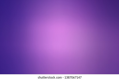 Light Purple vector blurred pattern. Modern abstract illustration with gradient. Smart design for your work.