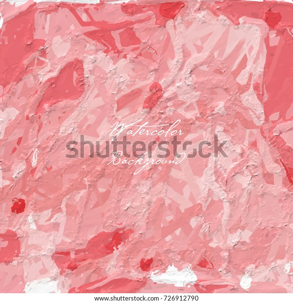 Light Red Love Pastel Background Vintage Stock Vector Royalty Free 726912790
