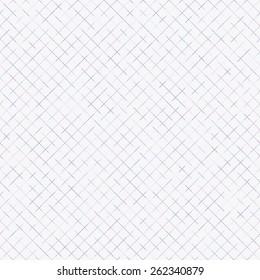 Light seamless cross diagonal dashed lines geometric pattern. Different colors. Diamond, cross, rhombus backdrop