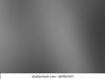 Light Silver, Gray vector glossy abstract background. Brand-new colored illustration in blurry style with gradient. Brand-new design for your business.