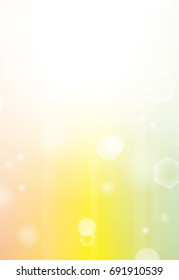 Light sparkles background