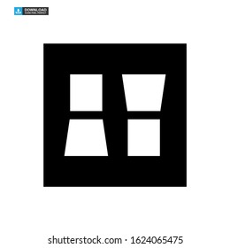 light switch icon isolated sign symbol vector illustration - high quality black style vector icons