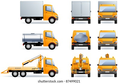 Light truck.