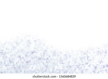 Light vector background with triangles. Abstract gradient illustration with triangles. Template for wallpapers.
