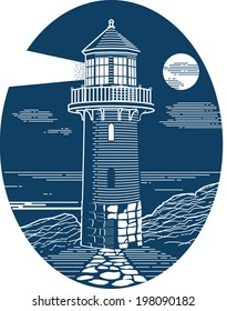 Lighthouse Oval