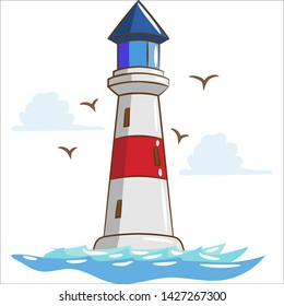 Image result for lighthouse clipart