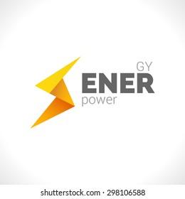 Lighting yellow bolt Flash Logo design vector element. Fast Quick Power Rapid icon design concept symbol. Thunderbolt Logo icon. Thunderbolt logo. Power logo. Thunderbolt image