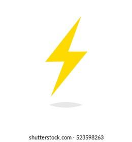 lightning bolt vector images stock photos vectors shutterstock rh shutterstock com realistic lightning bolt vector lighting bolt vector file