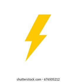 Yellow Lightning Bolt Images Stock Photos Vectors Shutterstock