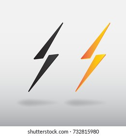Lightning Bolt Logo Images, Stock Photos & Vectors