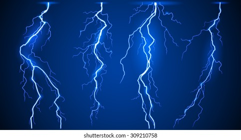 Lightnings set