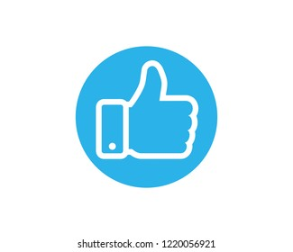 Like hand icon