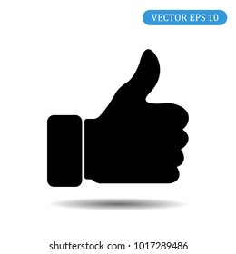 Like icon. Vector illustration eps 10