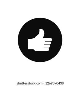 Like rounded icon
