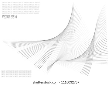 Line abstract pattern background,EPS10