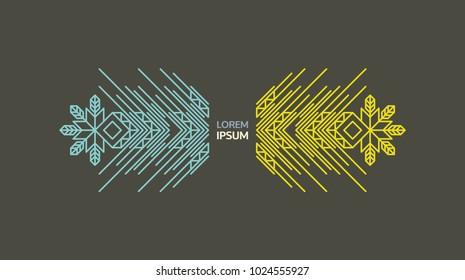 Simple Elegant Line Art : Simple filigree stock vectors images vector art shutterstock