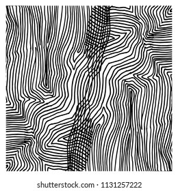 Line background texture white and black