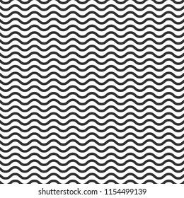Line black pattern on a white background