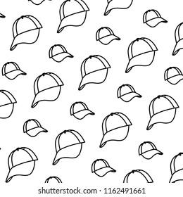 line cap casual textile accessory background