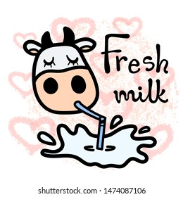 Imágenes, fotos de stock y vectores sobre Cattle Hearts