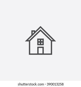 line Home Icon