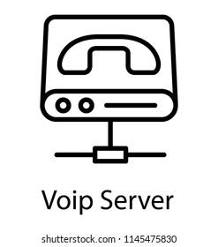 Voip Server Images, Stock Photos & Vectors | Shutterstock