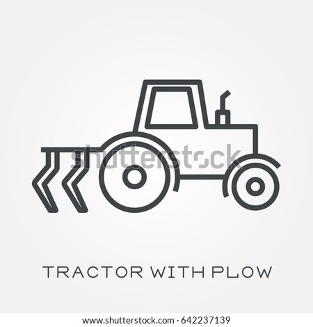 Plow Template