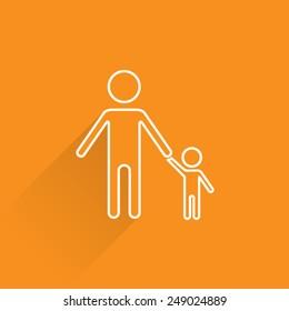 Line Parental Control Icon
