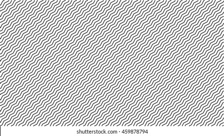 line pattern on white, black abstract wave geometric texture dot halftone
