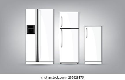 Line up Refrigerator