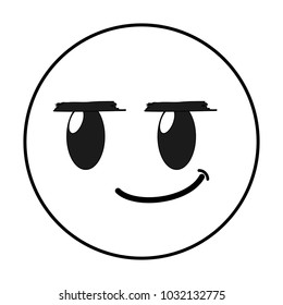 line rogue face gesture emoji expression
