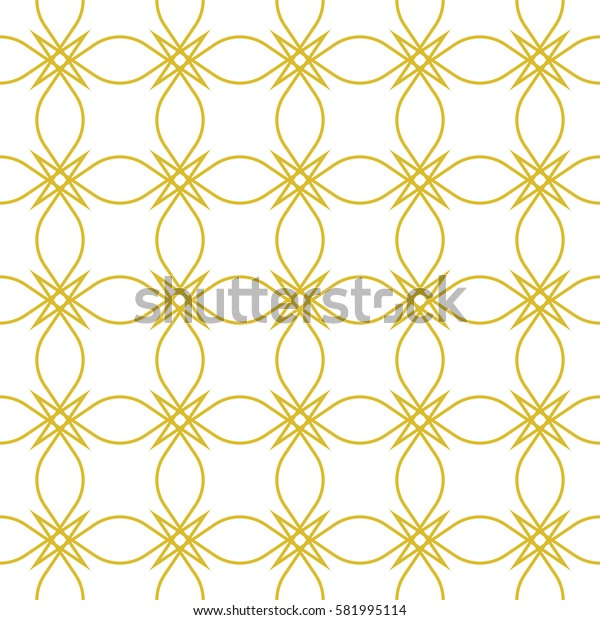 Line seamless background. Geometric ornament for elegant design in retro style. Universal pattern for wallpapers, textiles, fabrics, wrapping papers, packaging boxes etc.