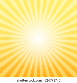 Line sunray 2d vector background, linear gradient, design element, clipping mask, eps 10