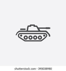 line tank Icon