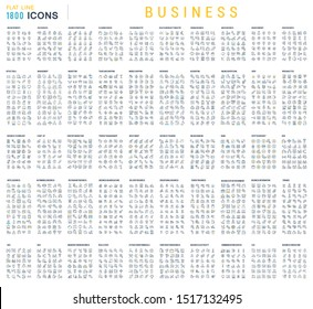 Linear big set of business