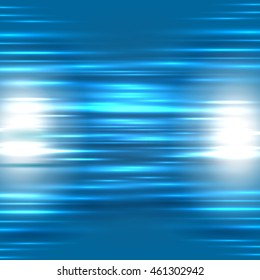 linear color background. Speed of light