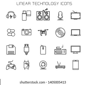 High Technology Futuristic Abstract Background Vector Stock