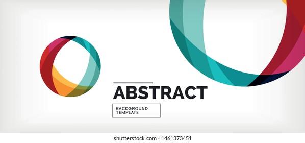 Linear wave web template. Vector illustration bright design. Decorative print. Decorative backdrop vector. Vector business illustration. Line illustration.