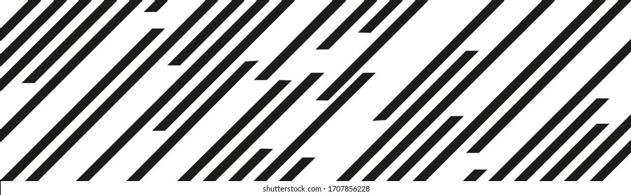 Lines pattern background. Vector illustration.