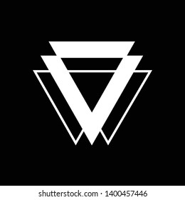 Triangle Tattoo Design Images Stock Photos Vectors Shutterstock