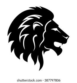 Roaring Lion Head Silhouette Images Stock Photos Vectors Shutterstock Outline lion head vectors and psd free download. https www shutterstock com image vector lion black white 387797806