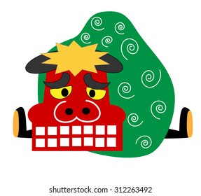 Lion dance to be carried out in Japan for New Year holidays