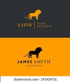 Lion Emblem for Your Business