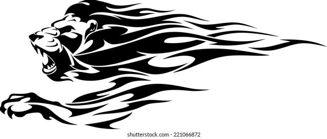 Lion Flame Trail