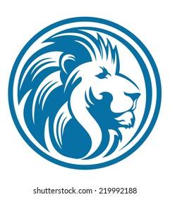 LION HEAD CIRCLE