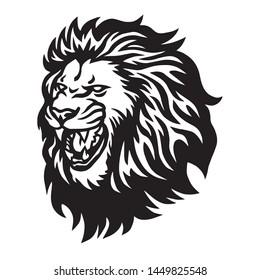 Lion Tattoo Images, Stock Photos & Vectors | Shutterstock