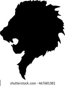 lion head tattoo-3