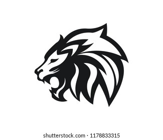lion logo template stock vector royalty free 1016069608 shutterstock